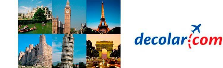 O site Decolar.com é considerado uma das melhores agências de viagens na  internet do Brasil e atende toda a América Central e América do Sul e926a0198b5c1
