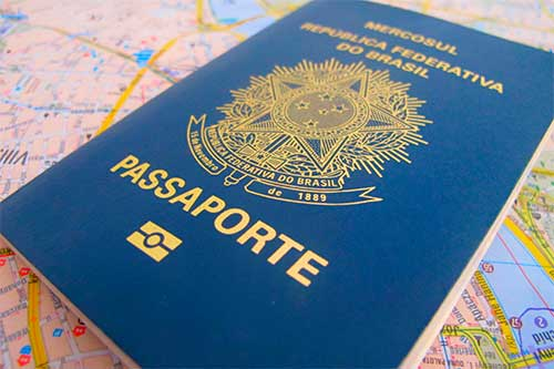 Passo a passo para tirar passaporte brasileiro