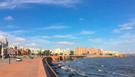 Rambla de Montevidéu