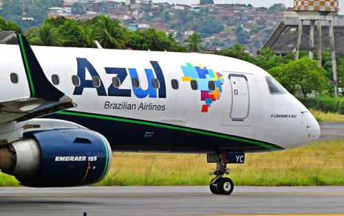 Primeiro voo nacional pela Azul: guia de viagem
