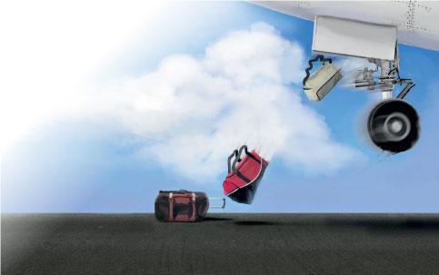 Bagagem extraviada em voos nacionais: o que fazer?