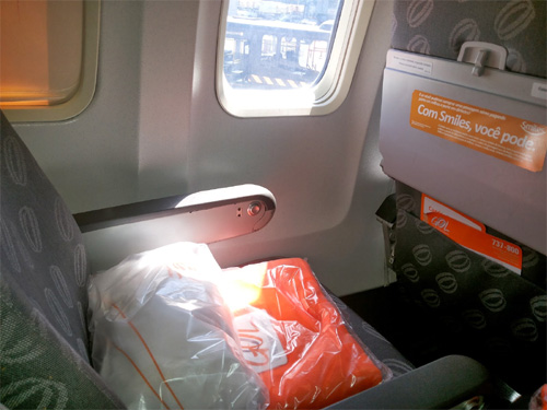 Primeiro voo internacional pela Gol: como funciona