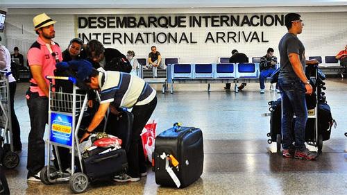 Qual é o limite de compras em viagem para os EUA?