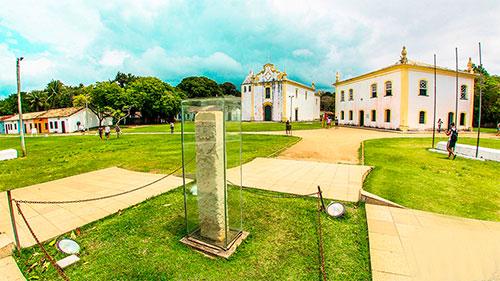 porto seguro centro historico