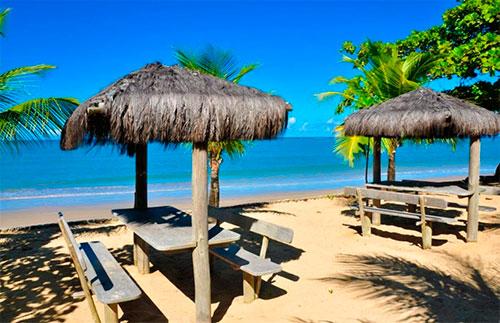porto seguro praia itacimirim