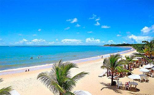 porto seguro praia muta