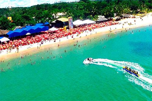 porto seguro praia toa toa