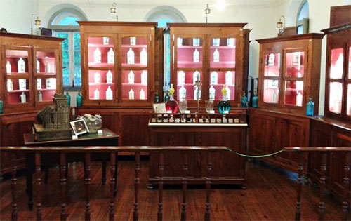 Museu da Pharmacia em Ouro Preto