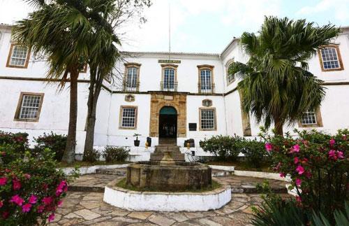 Museu de Ciência e Técnica da Escola de Minas em Ouro Preto