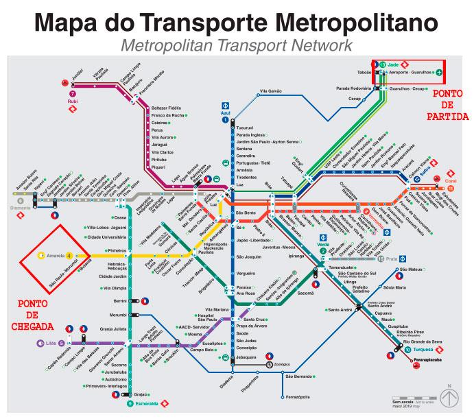 mapa metro-cptm