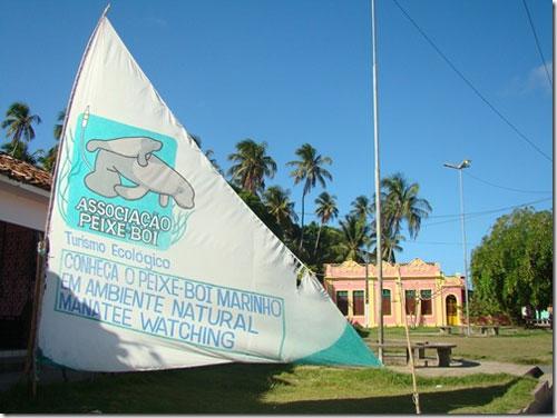 Santuário dos Peixes-Bois em Maragogi