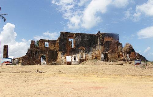 Mosteiro de São Bento em Maragogi
