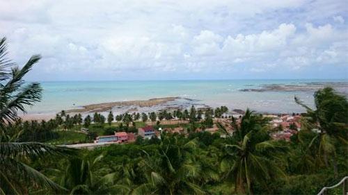 Mirante Paraíso dos Coqueirais em Maragogi