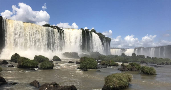 Cataratas do Iguaçu – lado brasileiro