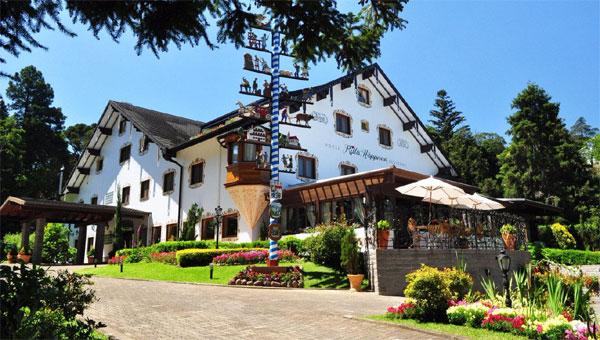 Restaurante Hoppner em Gramado