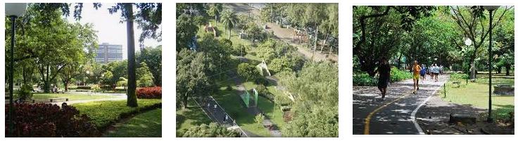Parque da Jaqueira em Recife